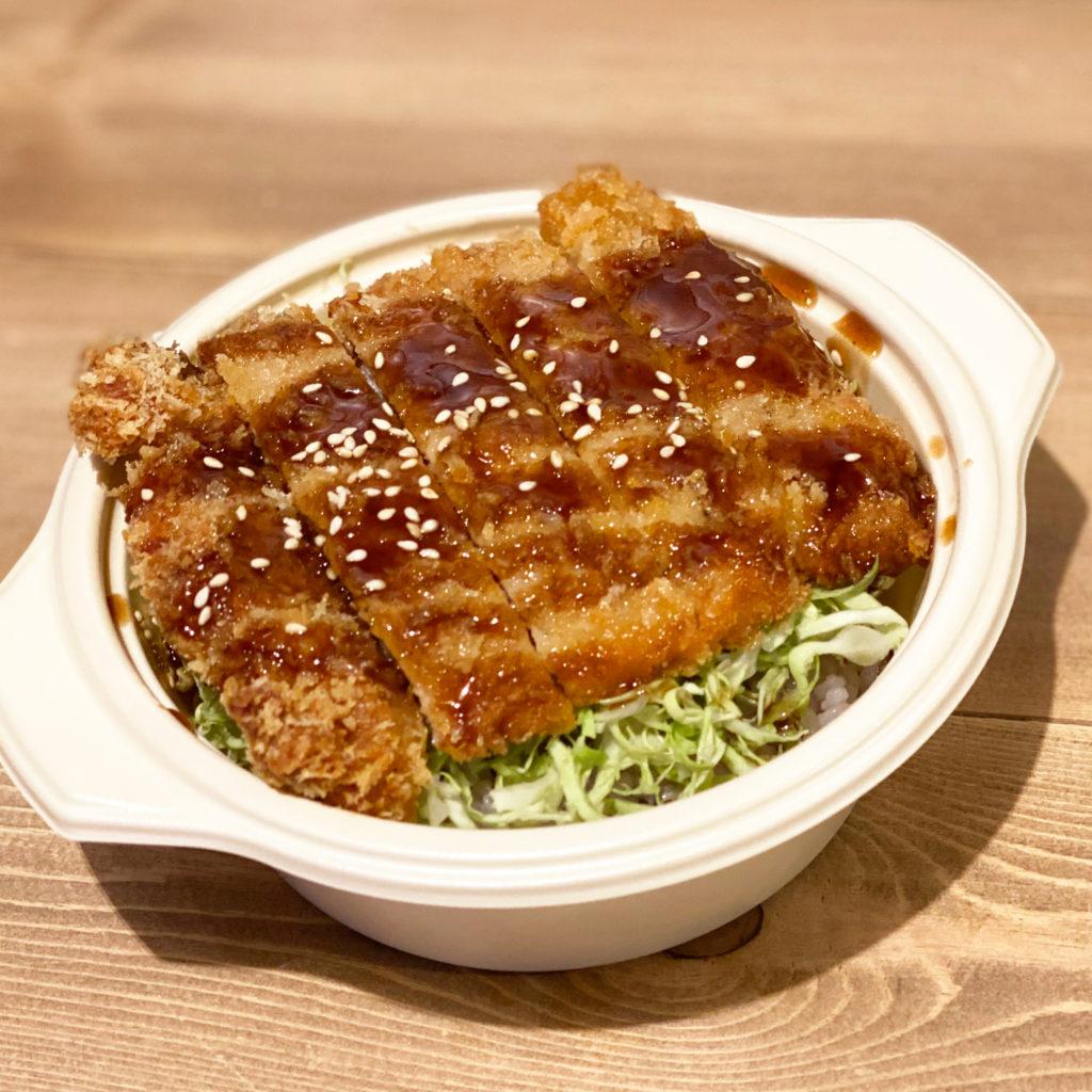 ソースカツ丼 750円